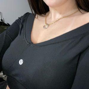 Lululemon vneck shirt